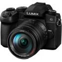 Panasonic Lumix DC-G90 + 14-140mm Kit, black