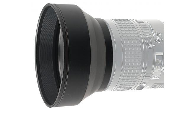 Kaiser lens hood 3in1 46mm 28-200mm