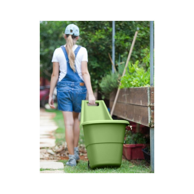 Barrow EASY GO BREEZE 50L, green