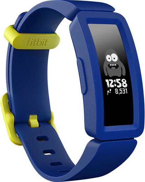 Fitbit aktiivsusmonitor Ace 2, night sky/neon yel..