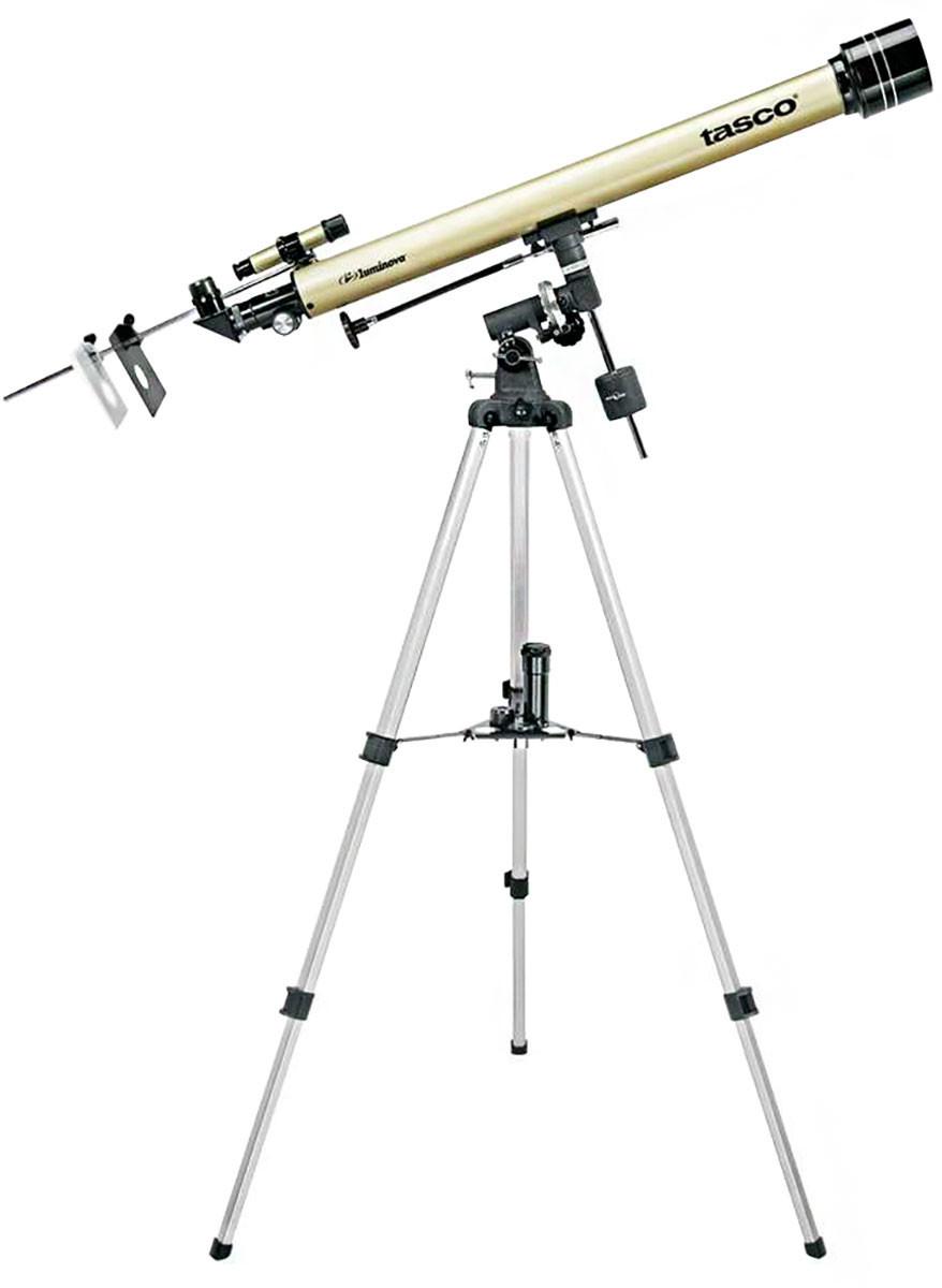 Tasco teleskoop 60x900 Luminova Gold Refractor