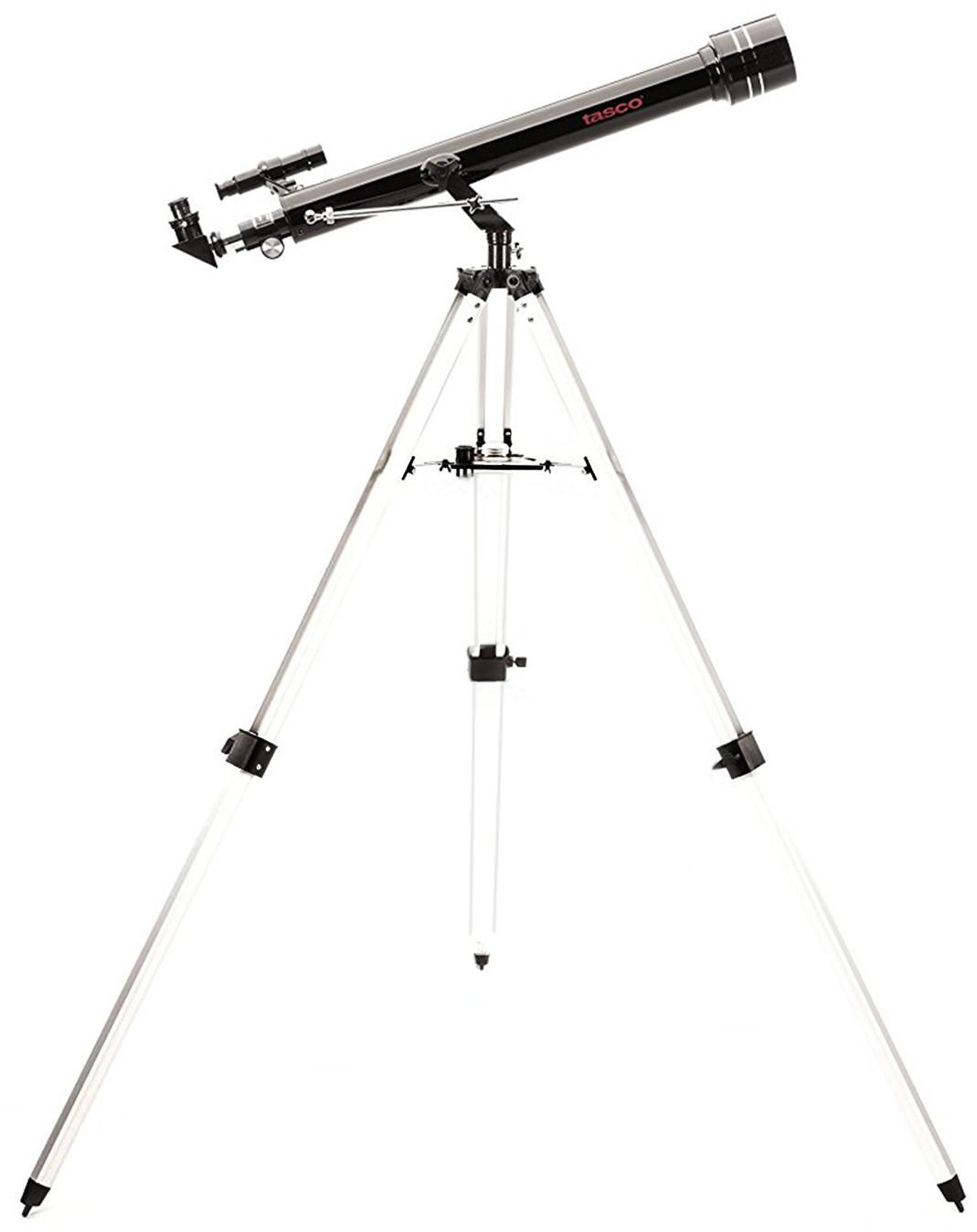 Tasco teleskoop 60x800 Novice Black Refractor