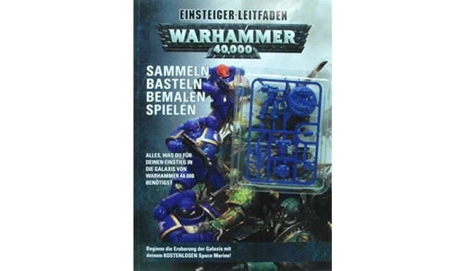 Games Workshop Warhammer 40,000: Beginner's Guide, Tabletop