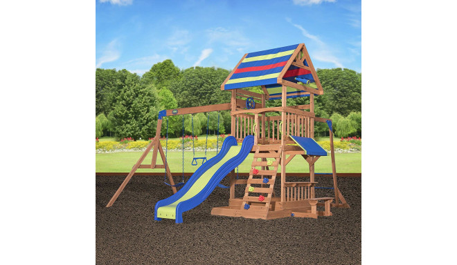 Backyard Discovery Northbrook Play Tower - B1808034