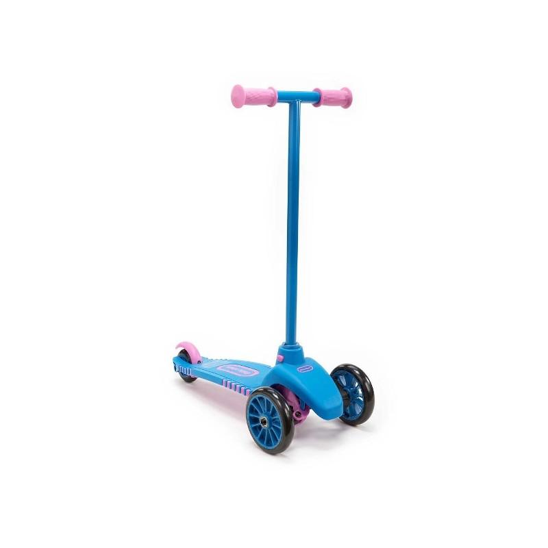 Little Tikes tõukeratas Lean To Turn, sinine/roosa