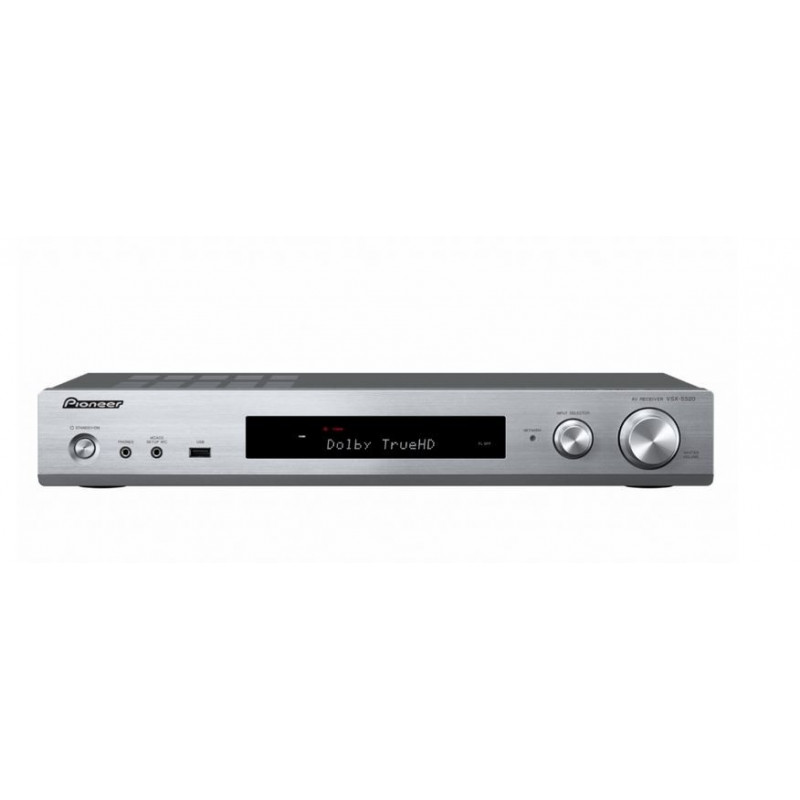 Home cinema receiver VSX-S520 silver
