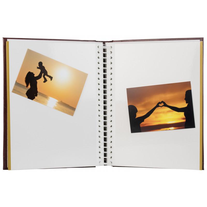 Album SA60S Magnetic 60lk Classic, punane