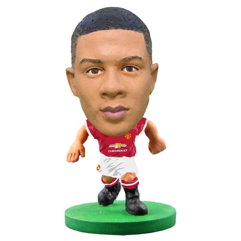 Kujuke Memphis Depay Manchester United, SoccerStarz