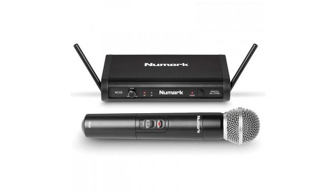Juhtmevaba mikrofon + saatja Numark