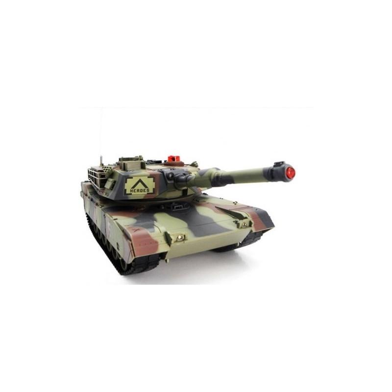 Leopard RTR 1:18 - Green