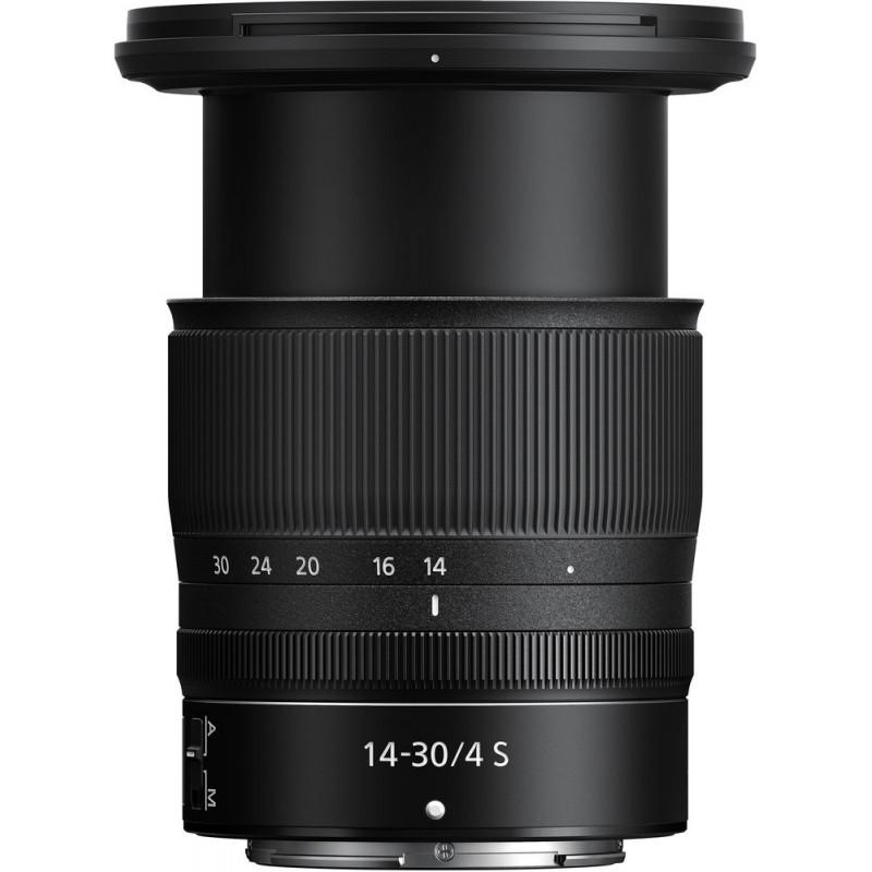 Nikon Nikkor Z 14-30mm f/4 S objektiiv