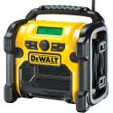 Dewalt raadio DCR019, kollane