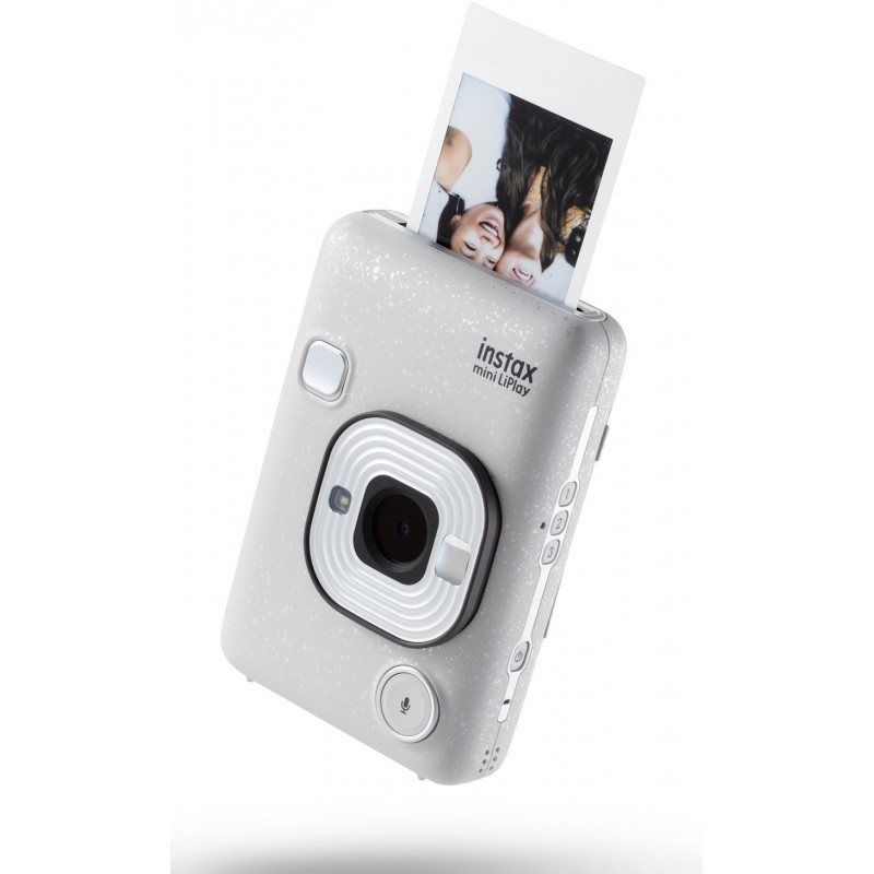 Fujifilm Instax Mini LiPlay, stone white