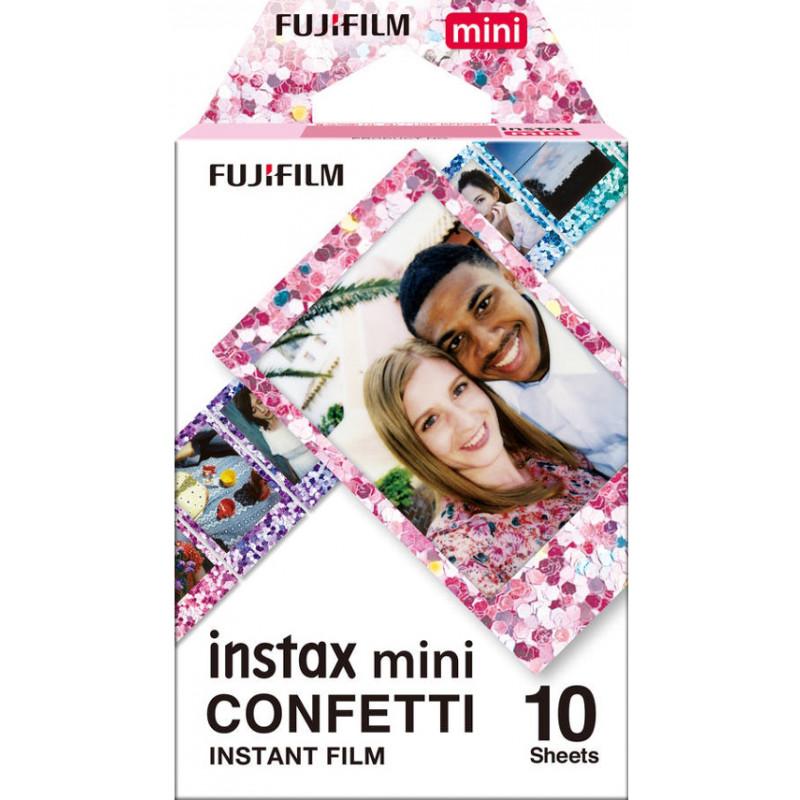 Fujifilm Instax Mini 1x10 Confetti