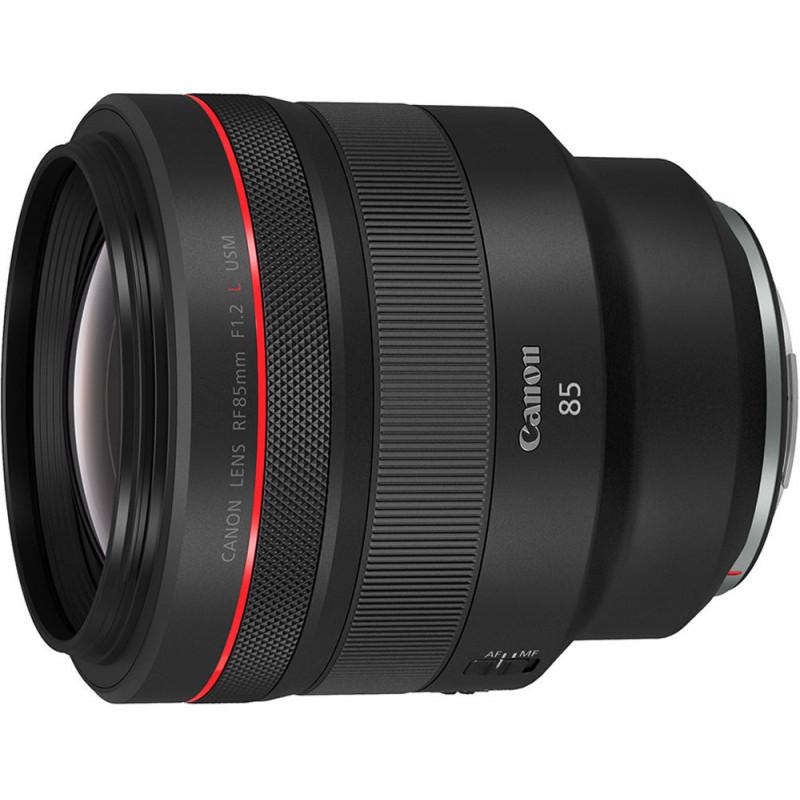 Canon RF 85mm f/1.2L USM objektiiv