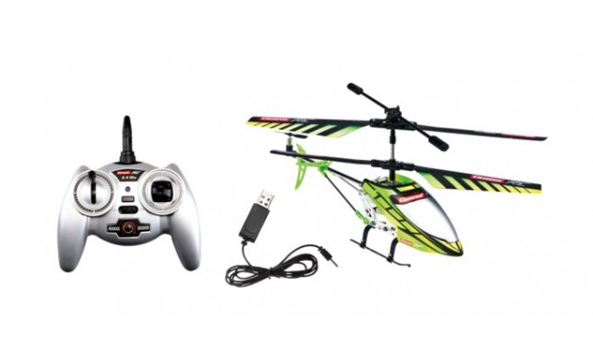 Helicopter RC Green Chopper II