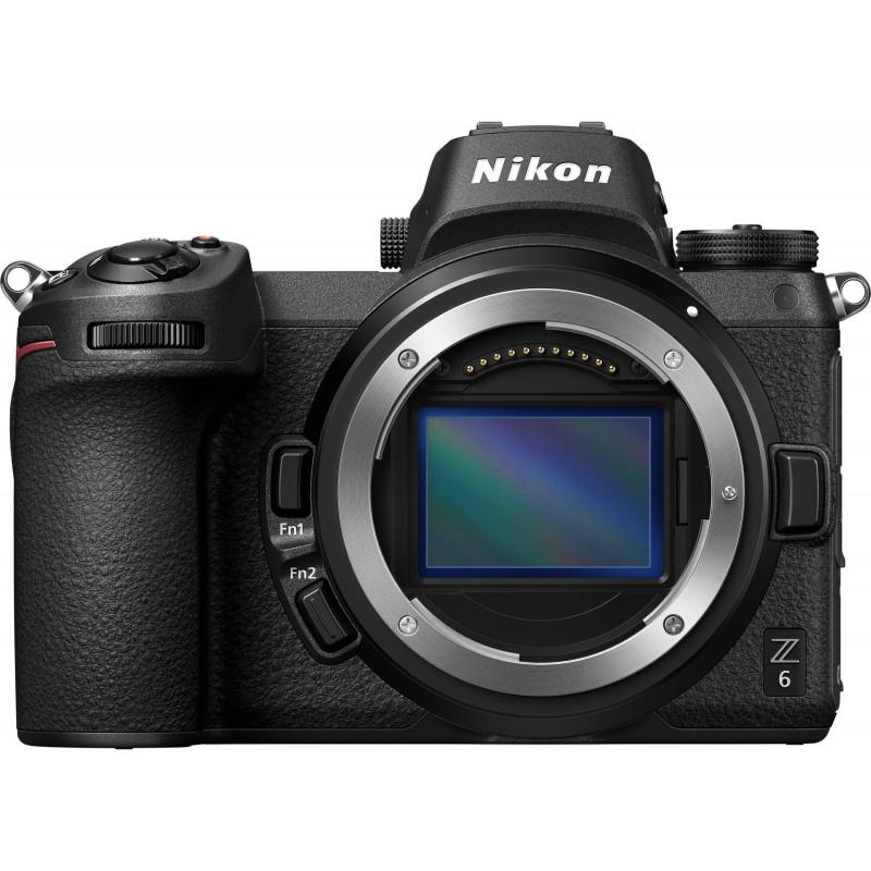 Nikon Z6 + lens adapter FTZ + Tamron 24-70mm f/2.8 G2