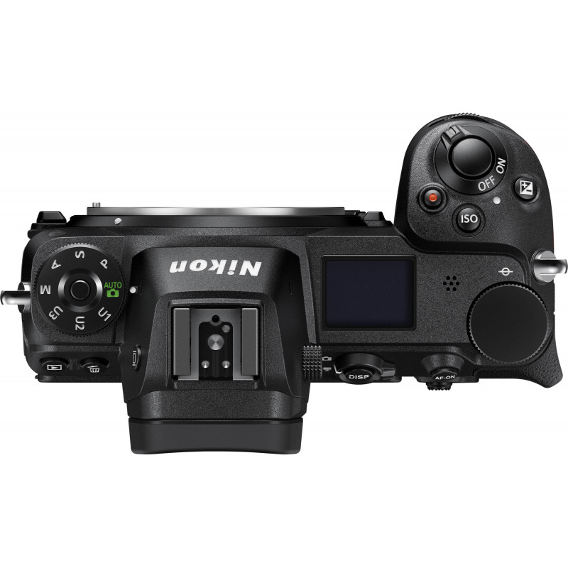 Nikon Z6 + objektiivi adapter FTZ + Tamron 24-70mm f/2.8 G2