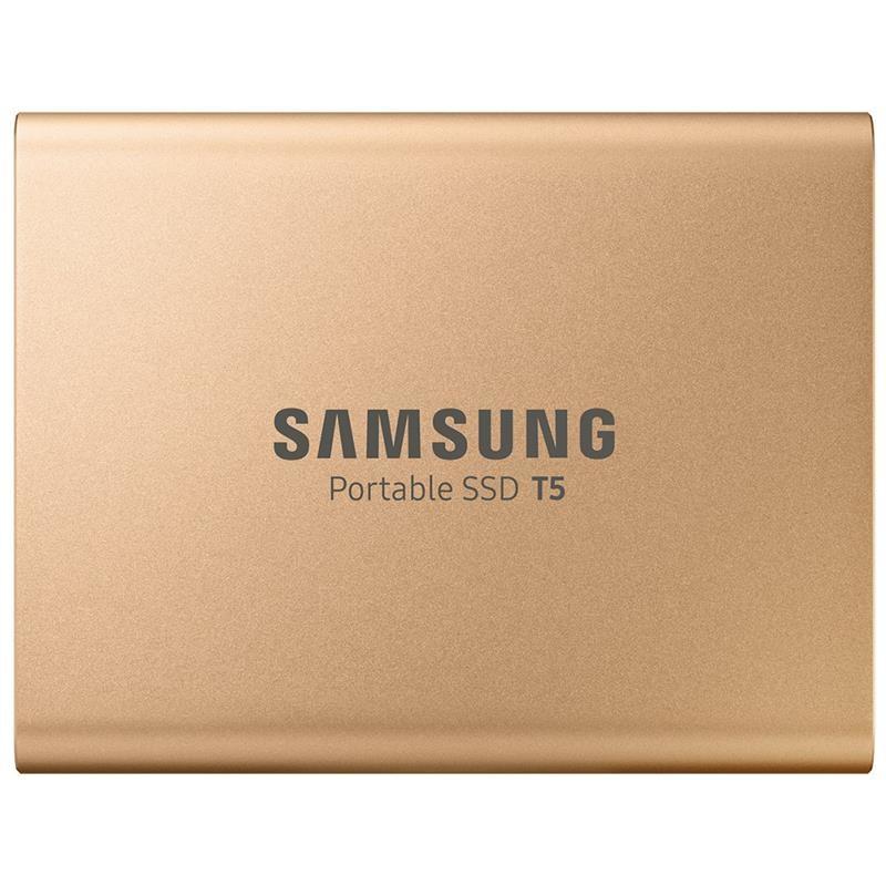 Väline SSD Samsung T5 (500 GB)