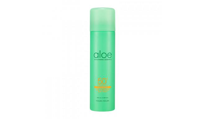 Holika Holika Aloe Ice Cooling Sun Spray SPF50+