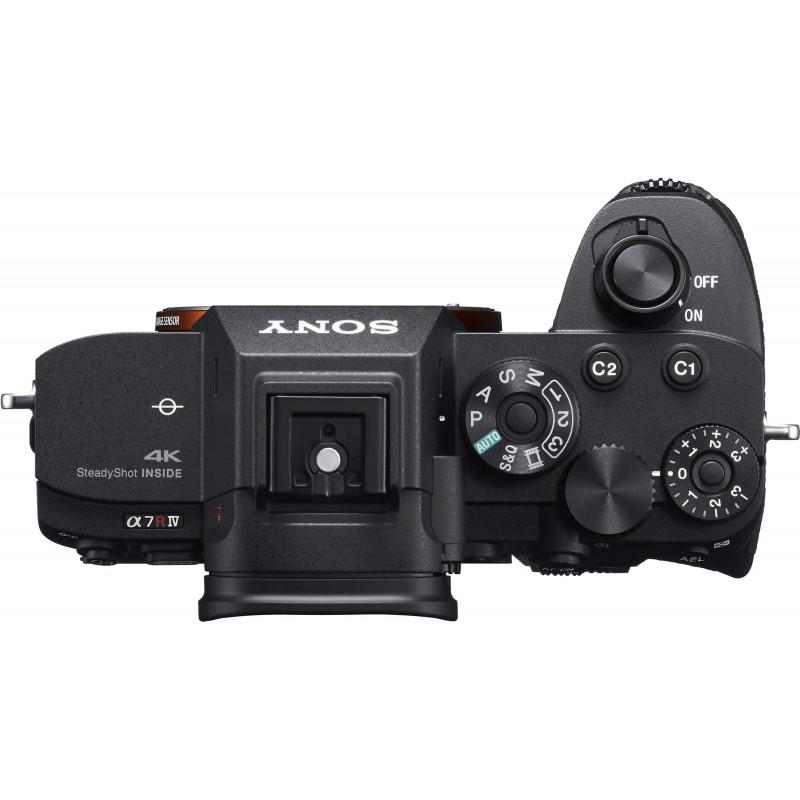 Sony a7R IV body