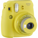 Fujifilm Instax Mini 9, clear yellow + Instax Mini paber