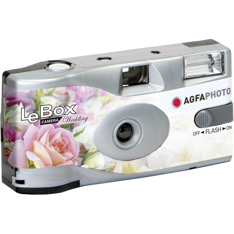 Agfa LeBox Flash Wedding