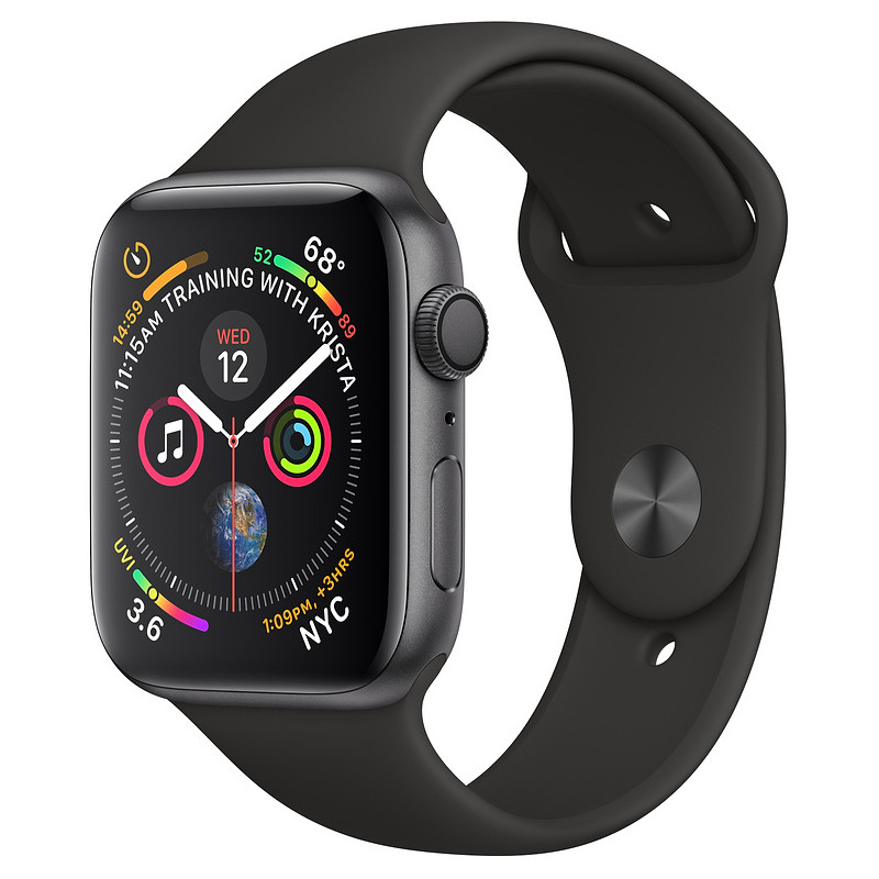 Apple Watch 4 GPS 40mm Sport Band, must