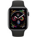 Apple Watch 4 GPS 40mm Sport Band, black