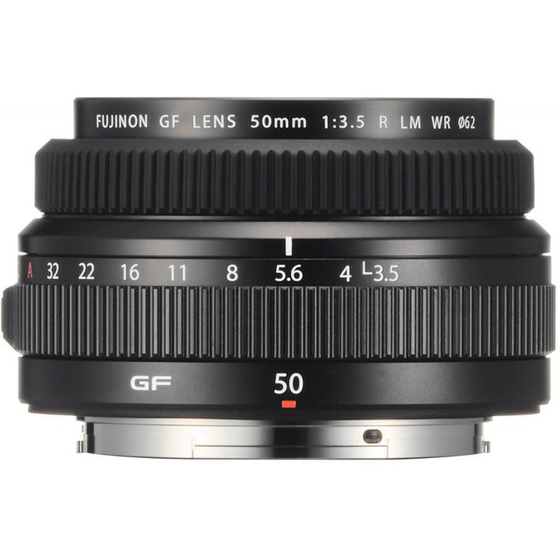 Fujinon GF 50mm F3.5 R LM WR objektiiv
