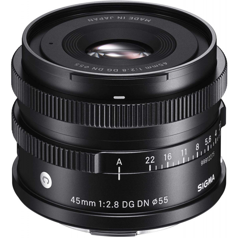 Sigma 45mm f/2.8 DG DN Contemporary objektiiv Leica L