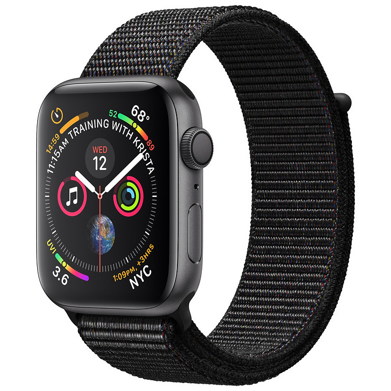 Apple Watch 4 GPS 44mm Sport Loop, must