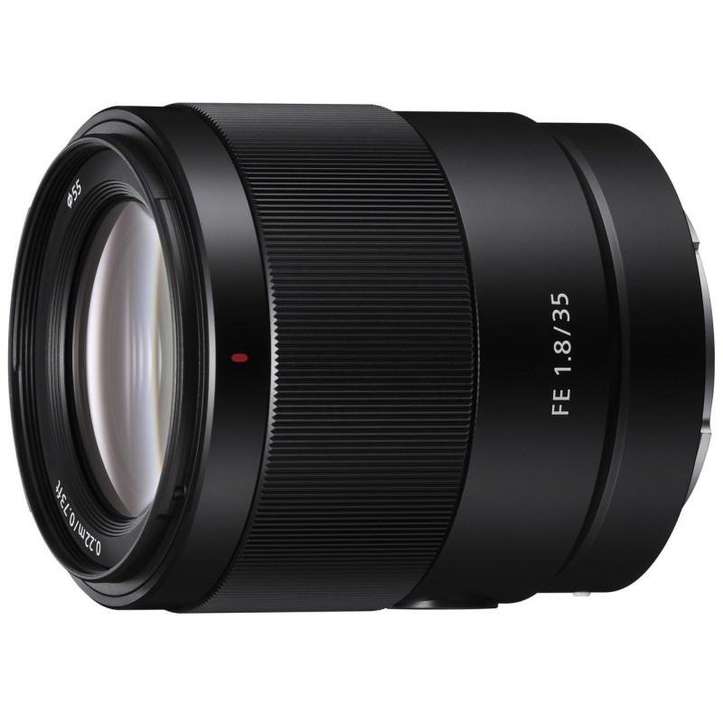 Sony FE 35mm f/1.8 objektiiv