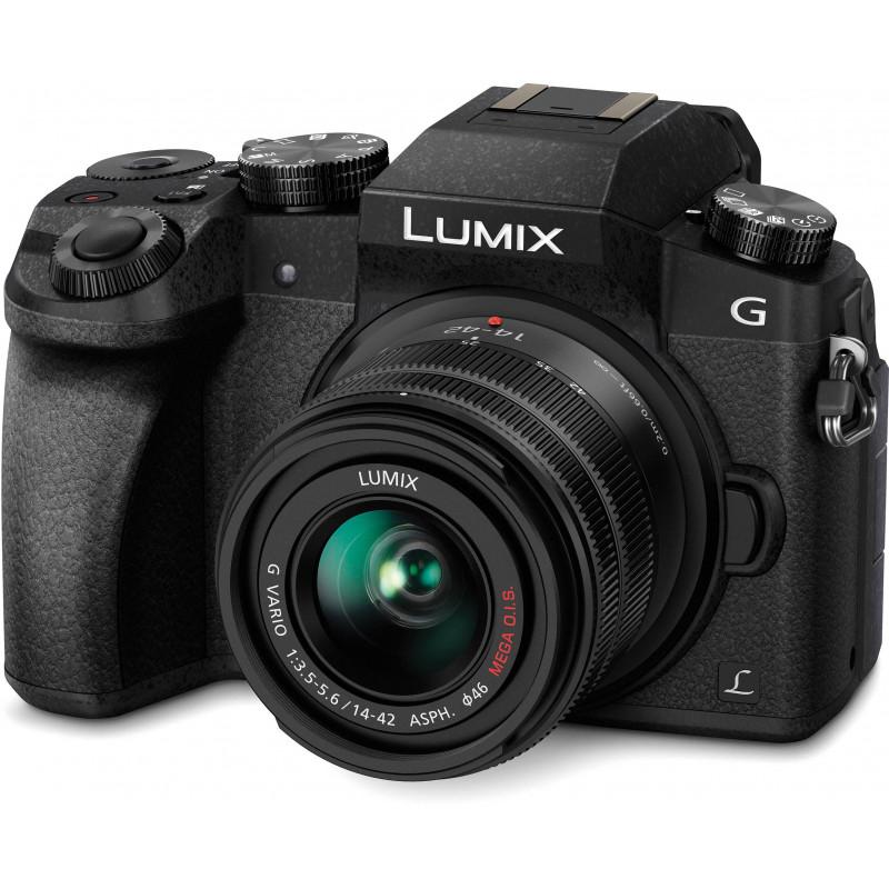 Panasonic Lumix DMC-G7 Youtuber Kit, must