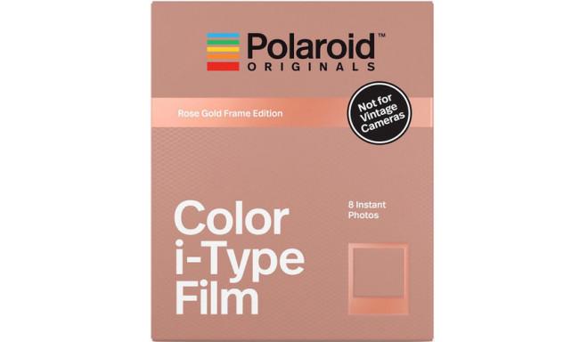 Polaroid i-Type Rose Gold (beidzies derīguma termiņš)
