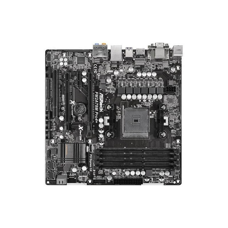 ASRock FM2A78M Pro4+ AMD Chipset Driver Download