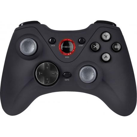 Speedlink spēļu vadības pults Xeox, melna (SL-6566-BK-01)