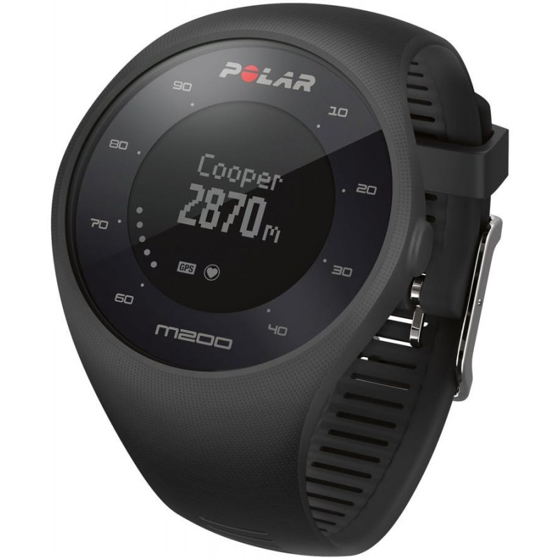 Polar M200 M/L, must