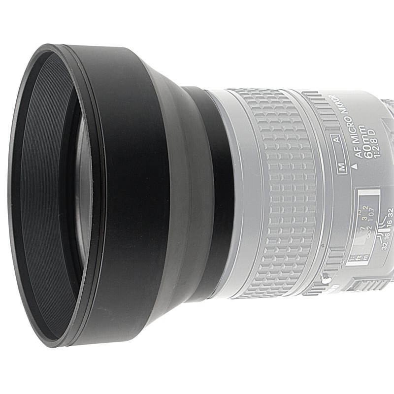Kaiser Lens Hood 3 in 1 49 mm