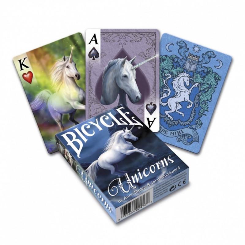Cards Anne Stokes Unicorns