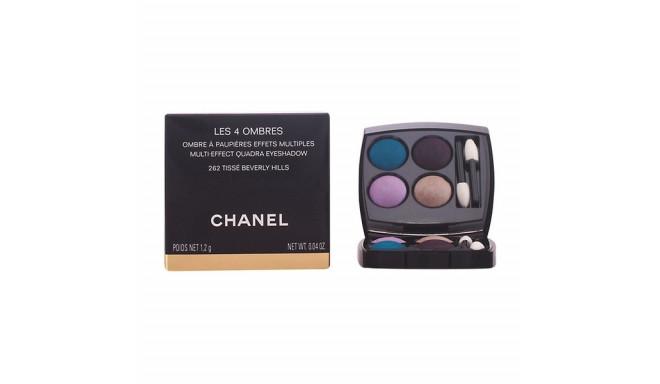 Acu ēnu palete Les 4 Ombres Chanel (306 - splendeur et audace 2 g)
