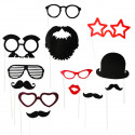 Accessories for Funny Pictures (pack of 17)