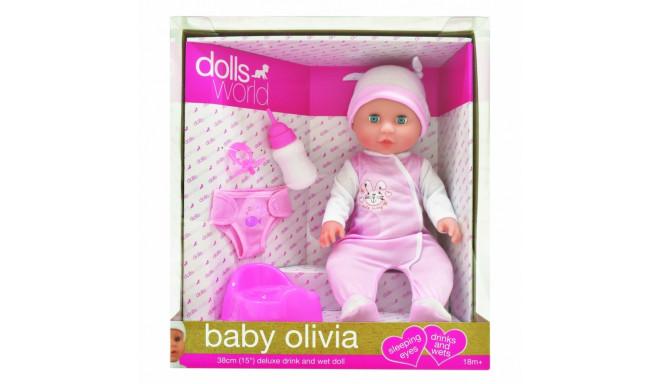 Baby Olivia 38 cm