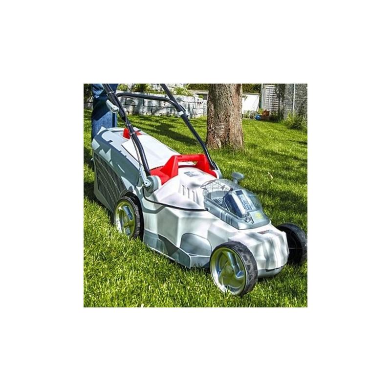 Cordless Lawn Mower 40V 2.5Ah IKRA IAM 40-3725