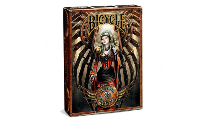 Bicycle cards Anne Stokes Steampunk