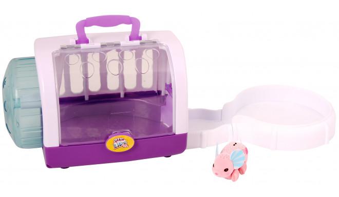 Little Live Pets interaktiivne hiir majaga, roosa (28146)