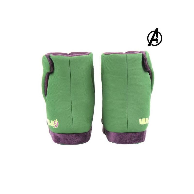 3D-Laste Sussid Hulk The Avengers 72330 Roheline (31-32)