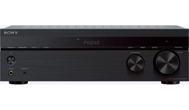 Sony STR-DH190 AV Receiver(Black, Bluetooth, phono, stereo RCA)