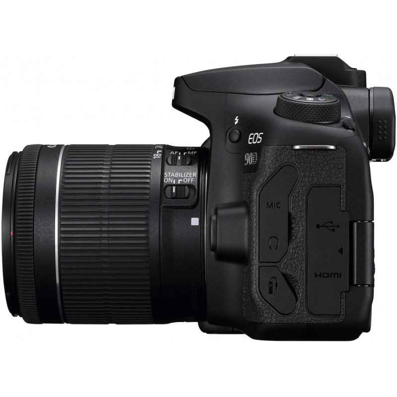 Canon EOS 90D + 18-55mm IS STM Kit