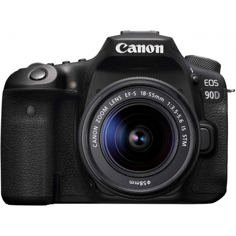 Canon EOS 90D + 18-55 мм IS STM Kit